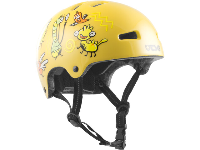 TSG Nipper Mini Graphic Design Helmet Kinder friendly freaks